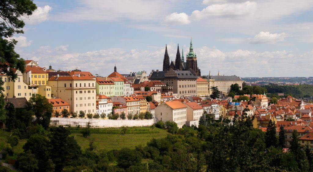 Prague. Photo credit: Roman Boed