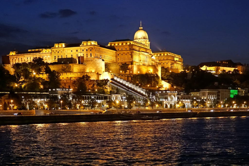 Buda Castle, Budapest, Hungary. Photo credit: Dennis Jarvis