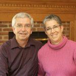 Lonnie and Teresa Boshart Yoder